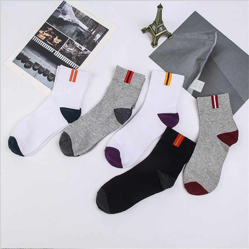 5PCS/LOT Mensocks for winter new year gift high quality bamboo socks warm meja compression socks rubchinskiy mens sosks ...