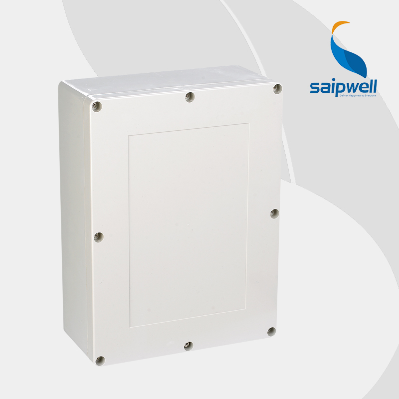 Saipwell Plastic Enclosure, IP65 Waterproof Custom Plastic Box Enclosure Electronic High Cover High Quality 320*240*140