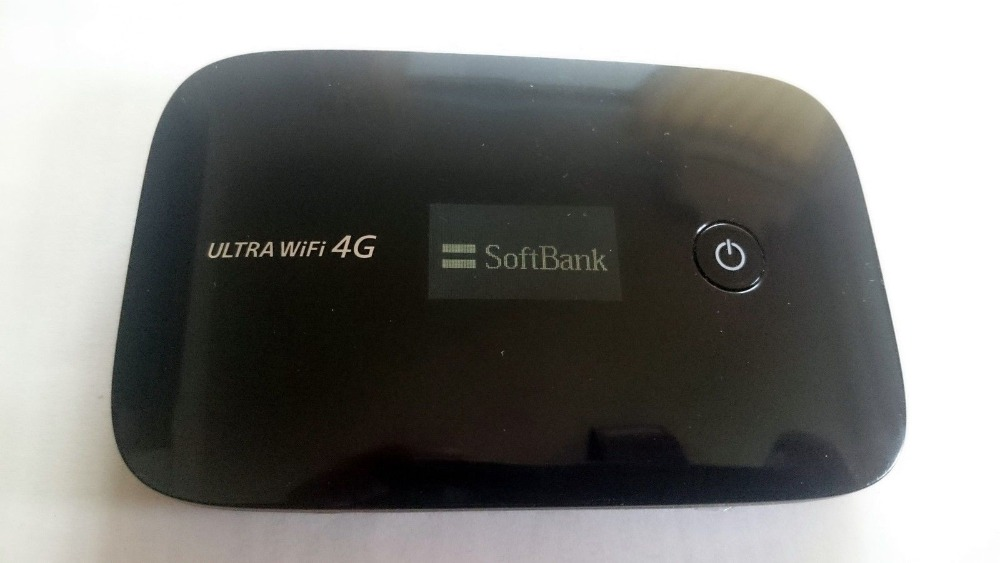 Unlocked SoftBank 102HW WiFi 4G LTE 110Mbps HuaWei E5776 Hotspot Wireless Router