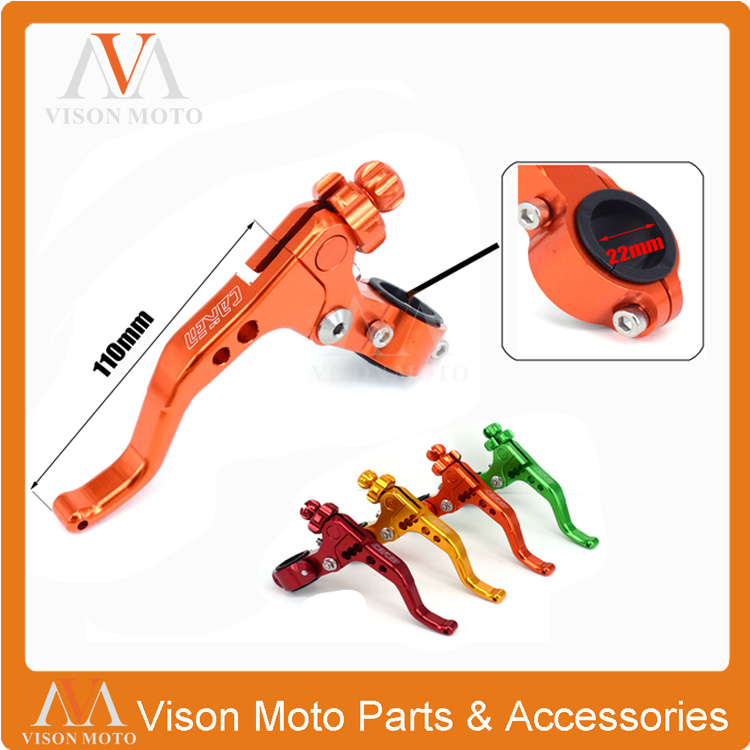 Stunt Short MX Clutch Lever Perch 2 Fingers For KTM EXC EXCF SX SXF SXS XC XCW XCF LC4 SMR EXCW Off Road Motorcycle Enduro кабель usb 2 0 am microbm 1м gembird золотистый металлик cc musbgd1m