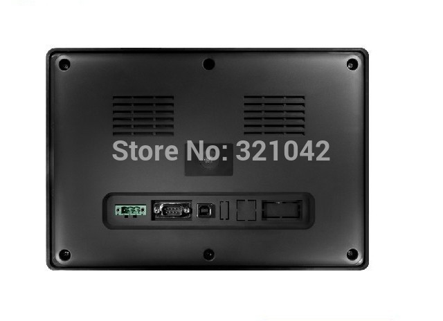 10.1 inch HMI Touch Operator Panel Display Screen Eview ET100 1024*600 15 inch touch operator panel display screen hmi 1024 768 ethernet usb host sd card mt8150ie weinview with programing cable