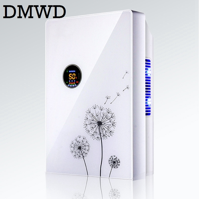 DMWD Intelligent Dehumidifier Moisture Absorber Ultra Quiet Timing - Bathroom air purifier