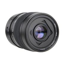 60mm f/2.8 2:1 Super Macro Manual Focus Lens for Canon EOS EF Mount 1200D 760D 750D 700D 600D 70D 60D 5DII 5DIII 7D 6D 5D DSLR