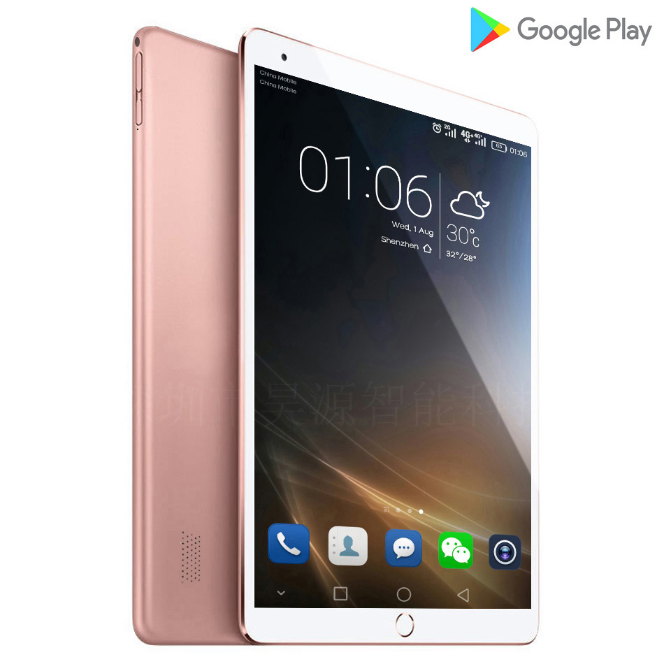2018 New 9.7 inch pad 3G 4G Tablet PC 9.7 Octa Core WIFI GPS Android tablet 4G phone call Tablets kids tablet 10 inch