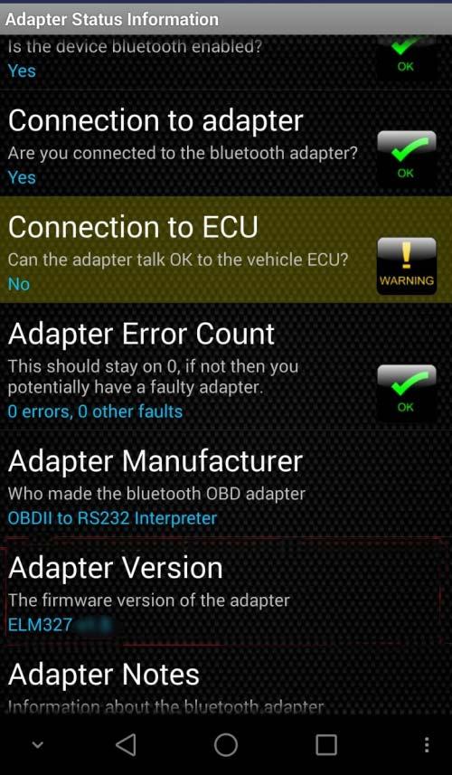 ELM327-ECU