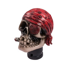 Skeleton Gear Knob Resin Manual Car Handle Shifter Head Transmission