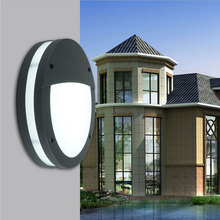(free shipping) dustproof and waterproof ooutdoor garden light landscape fence villa courtyard balcony corridor bra wall lamp