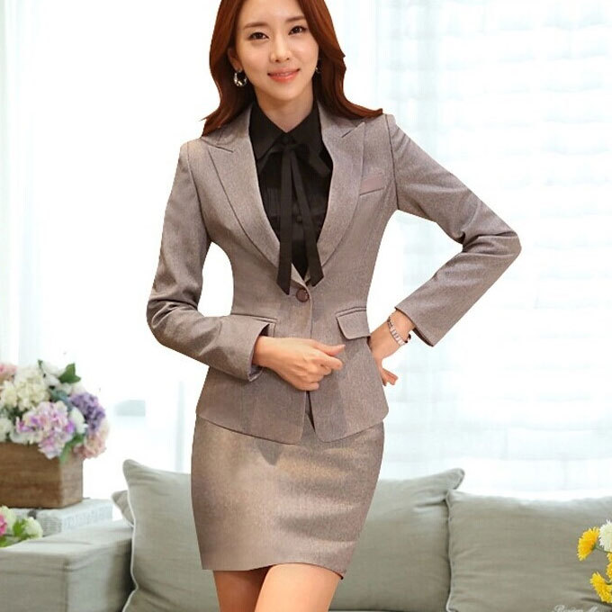 Creative Aliexpress.com  Buy Female Skirt Suits 2015 Autumn Winter Tops And Skirt Suits Fashion 2 Piece ...