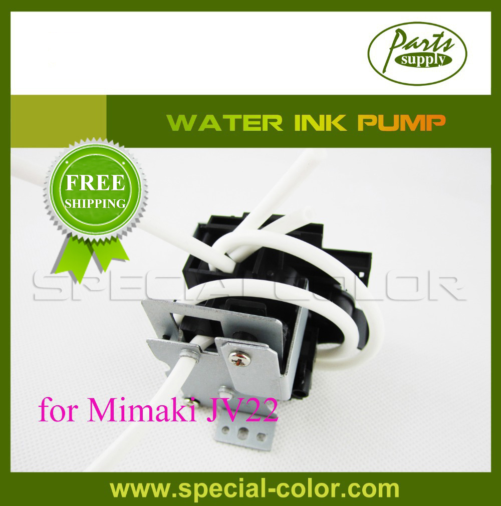 Factory Direct DX4 Water based Printer Mimaki JV4 ink pump for mimaki JV22 printer high quality printer ink pump for mimaki jv4 jv22 jv2ii tx2 mimaki pump dx4 water base printer