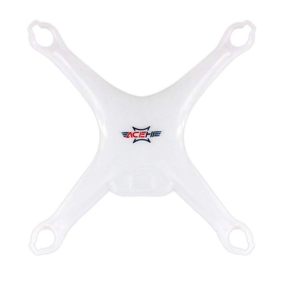 F19246/48 Caso antigraffio in Silicone Coperchio di Protezione Antipolvere per DJI Phantom 4 Drone Corpo