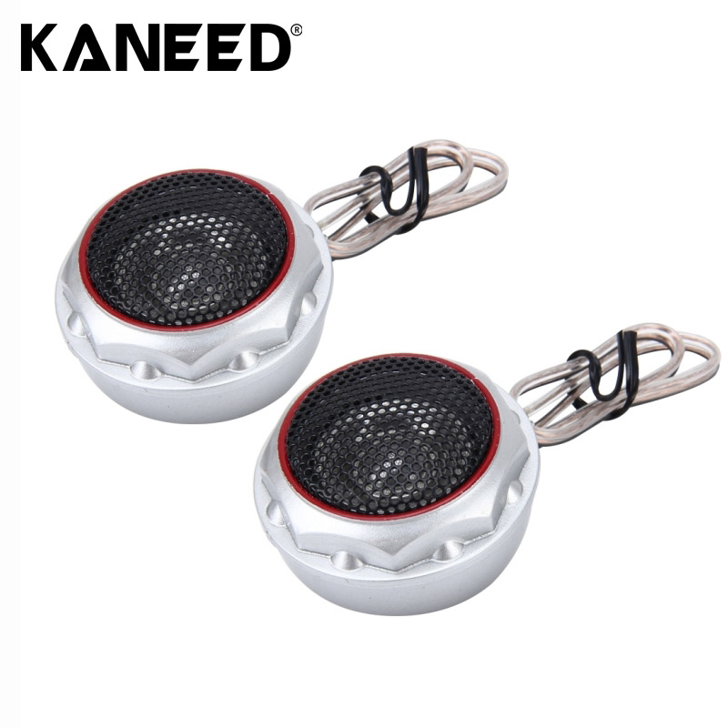 2 PCS 3.5KHZ-22KHZ Mini Piezo Electric Tweeters for Cars