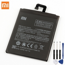 XiaoMi Original Replacement Battery BM3A For  Note3 Note 3 100% New Authentic Phone 3400mAh
