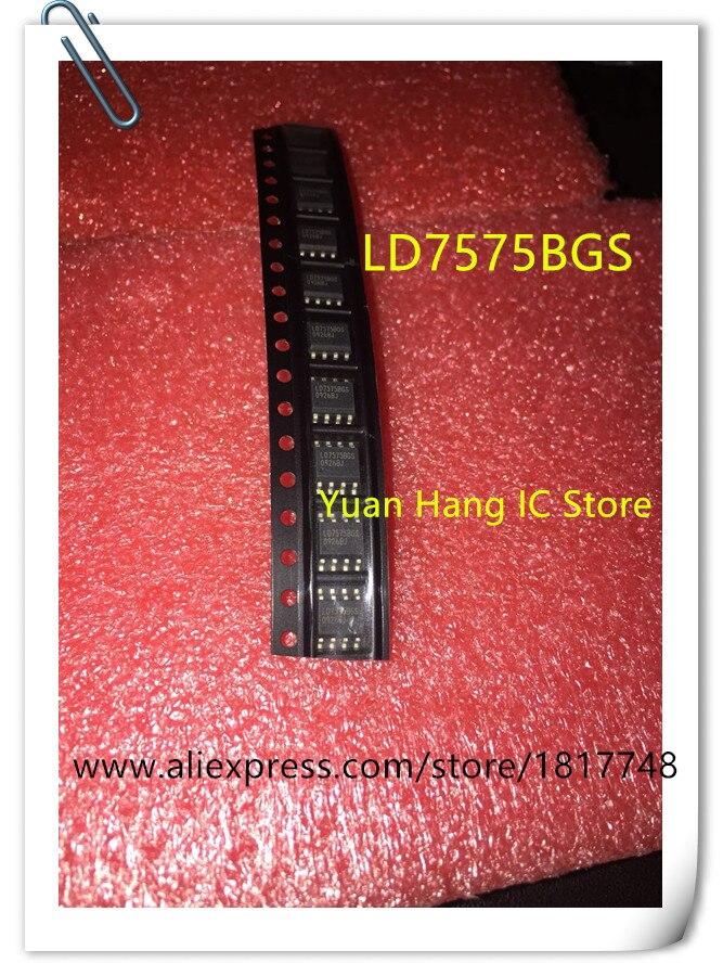 10PCS/LOT LD7575BGS LD7575BG LD7575B LD7575 SOP-8 New LCD Power Chip