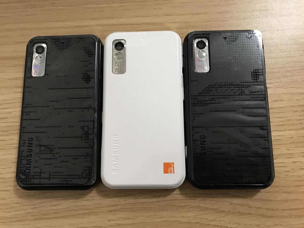 Téléphone portable Samsung S5230 débloqué Original 3.0 pouces écran tactile 2MP appareil photo hello kitty téléphones portables livraison gratuite