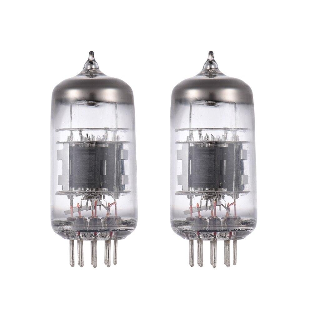 Deftig 2 Pcs 12ax7b Voorversterker Elektron Vacuüm Buizen 9-pin Dual Triode Voor 12ax7 Ecc83 B759 7025 5751 Buis Vervanging