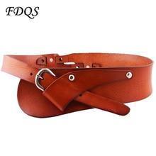 Ladies fashion leather belt 2016 all-match woven elastic waist belt vintage diagonal waist dress women belt