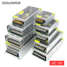 Dc 5V 2A 3A 4A 5A 10A 20A 30A 40A 60A 70A 80A источник питания светодиода мощностью 10 Вт, 30 Вт, 50 Вт, 60 Вт 100W 200W 300W 350W 400W импульсный источник питания светодиодного табло