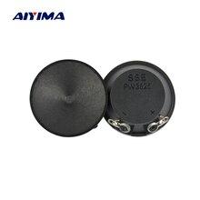 AIYIMA 10 шт. 38 мм ультразвуковой динамик s бумажный край 2,5-50 кГц аудио динамик высокое качество пьезоэлектрический высокочастотный громкоговоритель