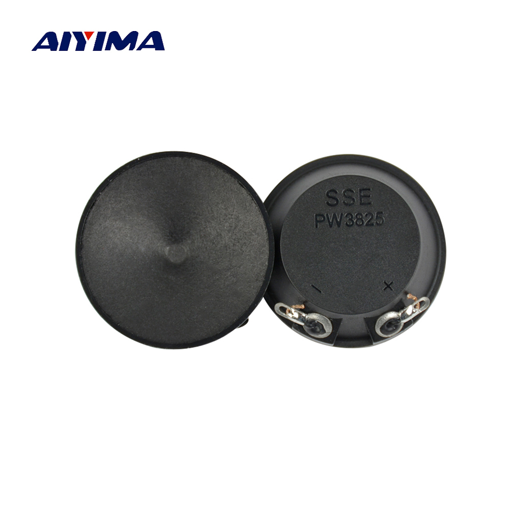 Aiyima 10pcs 38mm Ultrasonic Speakers Paper Edge 25 50khz Audio Piezo Tweeter Wiring Diagram 4 Speaker High Quality In Bookshelf From Consumer Electronics On