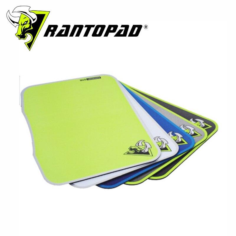 RANTOPAD Kualitas Tinggi 350X240X2.5 MM Matte Resin Memakai Profesional  Besar-ukuran Mouse Pad untuk Kantor CSGO Tangki Dunia Permainan Tikar Pad d2a6735199