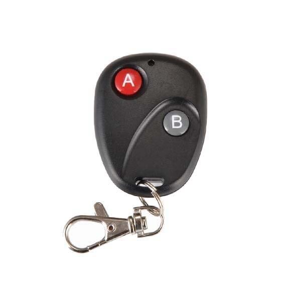 цена на Radio RF Remote Control Transmitter A B /Lock Unlock Button 315/433MHZ SC2260 EV1527 Big Button Remote Controller -Alarm Switch