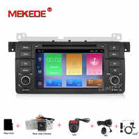 2+32G 7 inch Android 9 1 for bmw E46,M3,car dvd,gps  navigation,wifi,BT,canbus,radio,RDS,quad core,1024x600,support obd2,dvr