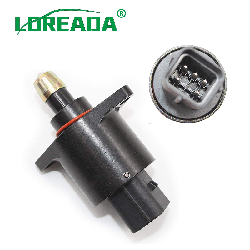 MDQ100041 MDQ100040 MLZ100050 IAC Idle Air Control Valve  Stepper Motor For MG MGF RD 1.8i 16v Rover 200 RF 211 214 216 SI 218