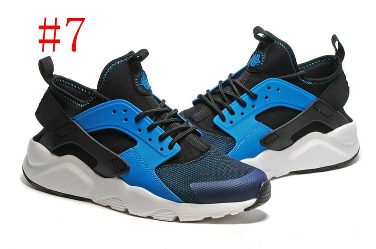 0df5a9e009c9 2018 New Huarache IV Ultra Running shoes Huraches trainers for men   women  Multicolor shoes Triple Huaraches sneakers-in Running Shoes from Sports ...