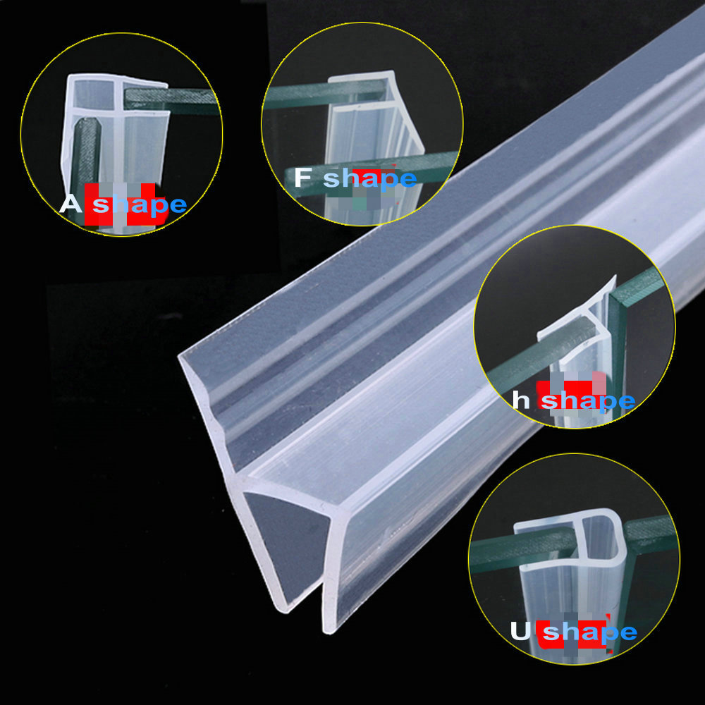 Silicone Rubber Glass Seal Door Seal Strip Window Sealing