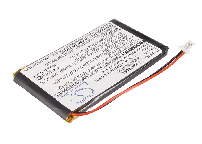 Wholesale GPS Navigator Battery For GARMIN Nuvi 300 300T
