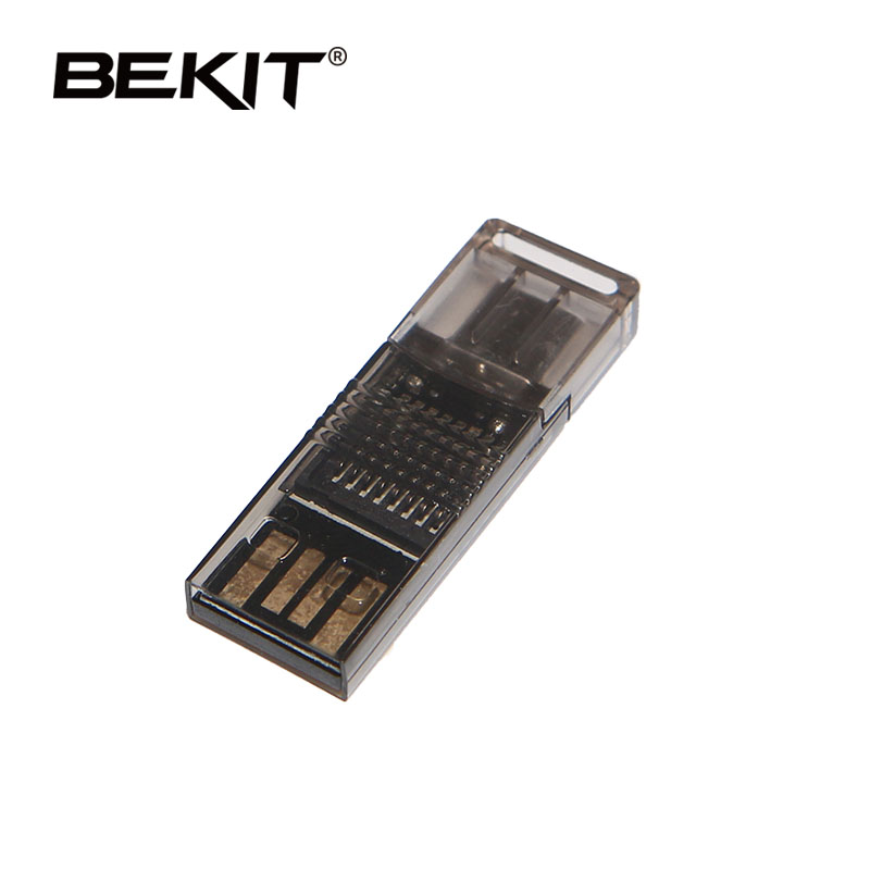 Bekit 2-IN-1 USB 2.0 OTG Cardreader Micro Sd TF  Memory Card Reader For Android Smartphone PC