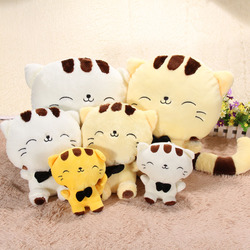 Lovely font b cat b font cushion children gift toy plush stuffed toy cute fortune font.jpg 250x250