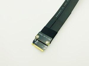 Image 5 - PCIE к M2 адаптер M.2 NVMe SSD адаптер переходник карта M Key 4 PCI E 3,0x4 pcie 4x полная скорость 2230 2242 2260 M2 SSD 32 Гбит/с Новинка