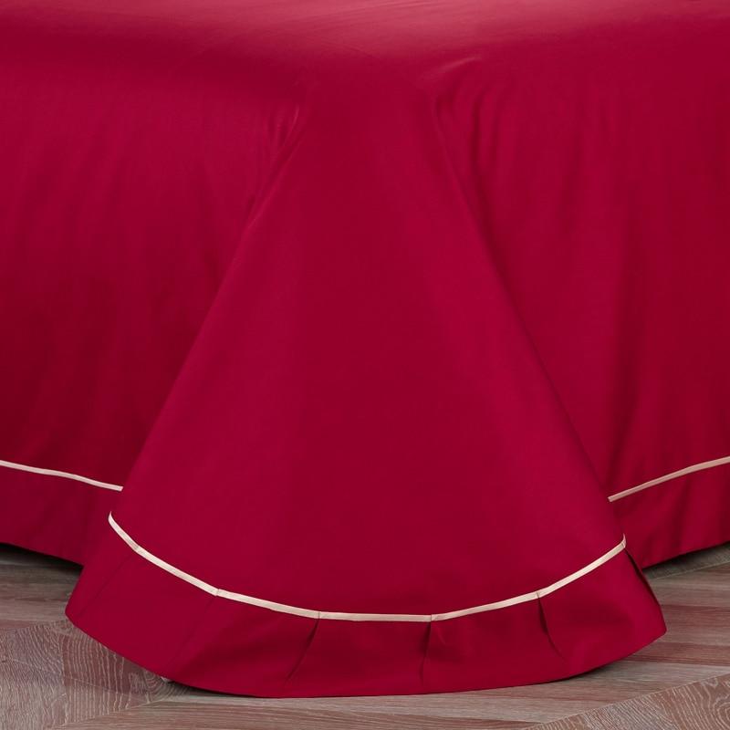 Estilo chinês algodão Egípcio roupa de cama
