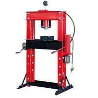 40 Ton Press With Gague Double Column Gantry Hand Pneumatic Table With Hydraulic Presses