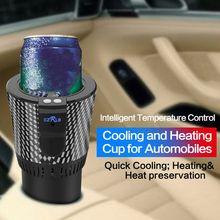 Premium 2-in-1 Car Cup Warmer Cooler Smart Car Cup Mug