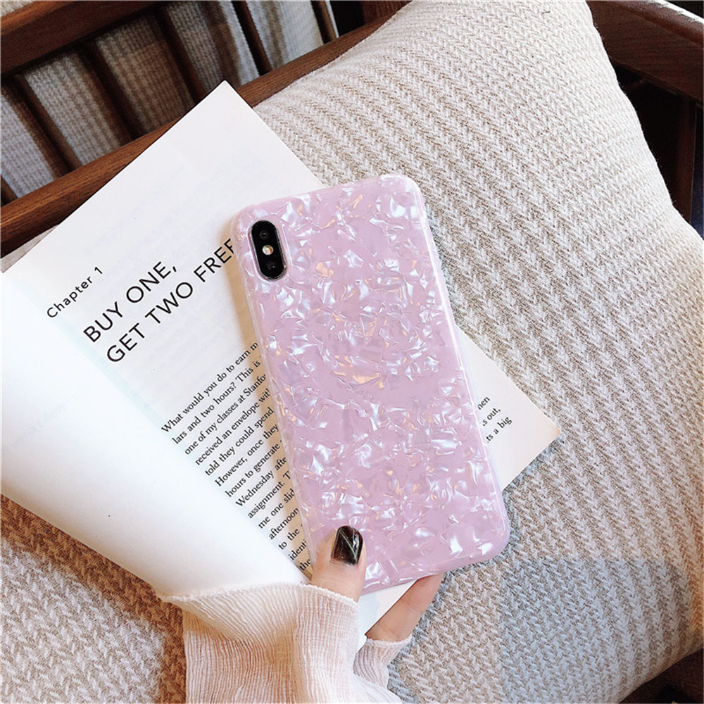 Glossy Glitter Case for iPhone SE (2020) 30