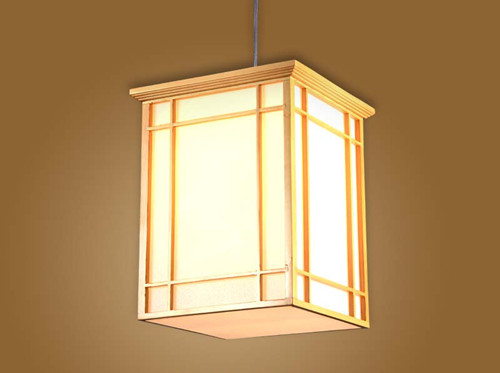 Japanese Pendant Light Kitchen Washitsu Tatami Decor Lamp Restaurant Living Room Hallway Lighting And Home Design In Lights From