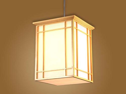 Japanse hanglamp keuken washitsu tatami decor hanglamp restaurant