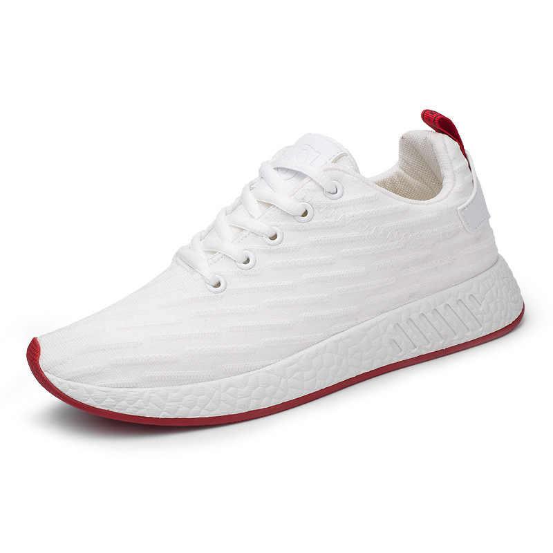 352e613750d0 2018 г. осенние и зимние новые Летающий детские обувь низкие, чтобы помочь  белый тренд