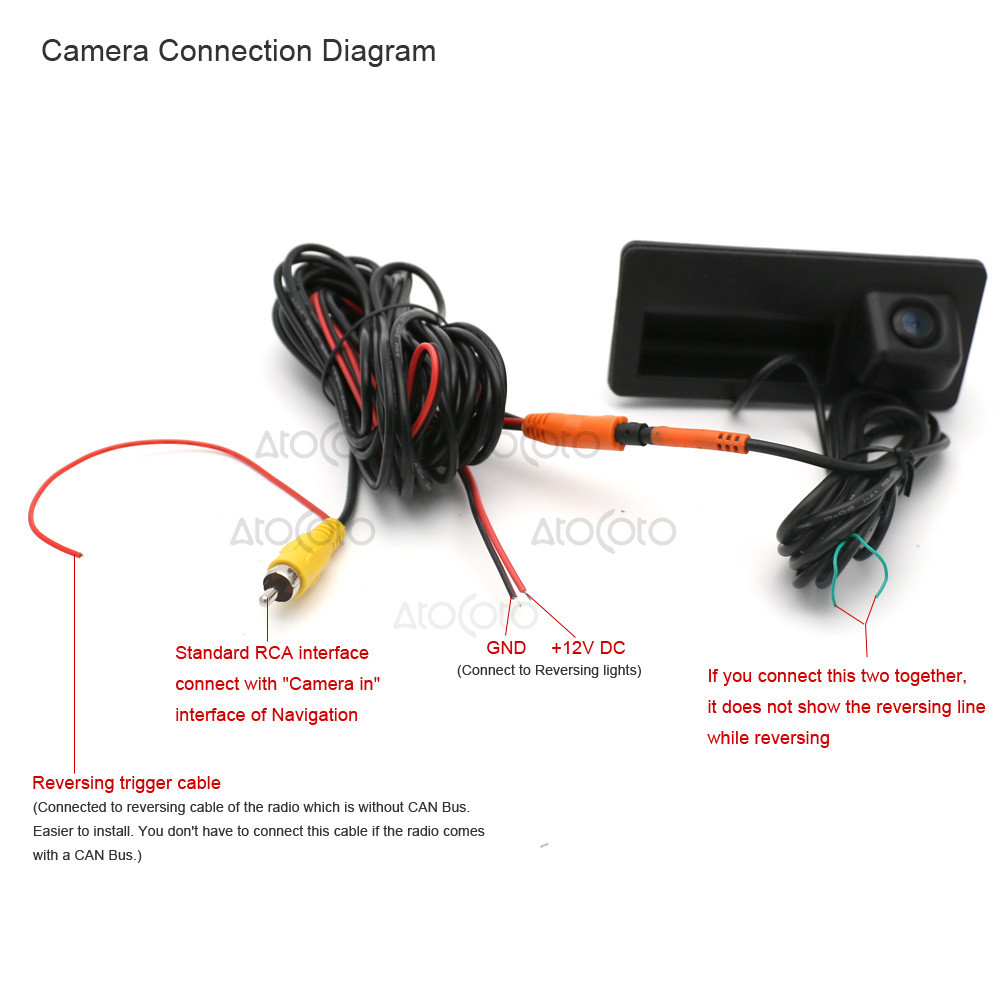 Car Trunk Handle Camera Rear View Hd For Audi A4 A5 S5 Q3 Q5 Radio Wiring Diagram Vc98 6 Htb1cvw4zioybunjssd4q6zskfxat