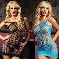 Mujeres Lencería Sexy Hot Disfraces Sexy Vestido de Lencería Erótica langerie más sexy ropa de Dormir Pijamas Para Muñeca de Las Mujeres camisola