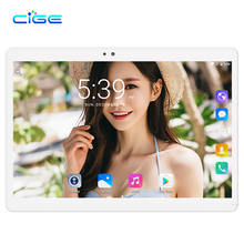 CIGE 2018 New 9.6 inch Tablet pc Android 7.0 Octa Core 4GB RAM 32GB 64GB ROM 1280*800 IPS GPS WiFi 3G Tablets Full HD Screen