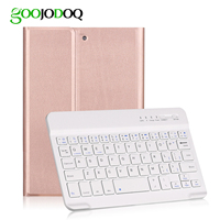 Keyboard Case For IPad Mini 3 2 1 Multiple Stand PU Leather Smart Cover For IPad