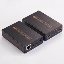 Full HD 1080P HDMI Extender over single Cat5e/6 UP TO 60m/200ft UTP Cables HDMI transmitter/receiver with Dual IR Control