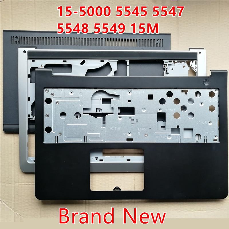 Brand New Laptop For DELL 15-5000 5545 5547 5548 5549 15M P39f Palmrest /Bottom Base Cover Case /RAM Cover Memery Cover /hinge