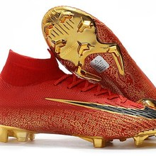 3a37835d0 Wholesale Men Shoes SuperflyX VI Elite CR7 IC35-46 Football Boot Cleats  Outdoor Soccer Shoes