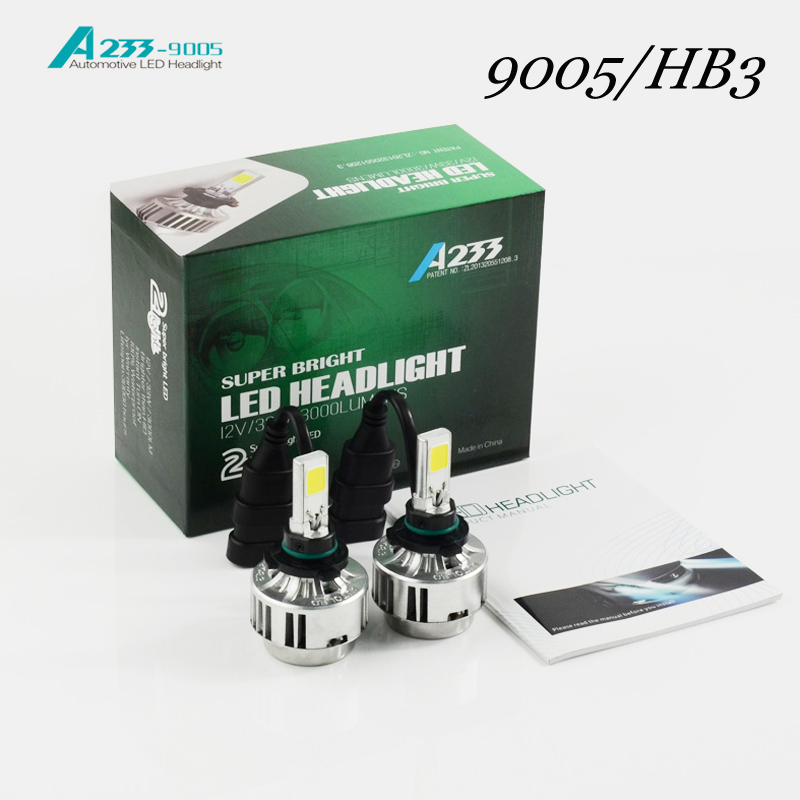 ФОТО 2016 Hot Sale Real Car Headlight Hb3/9005 H7/h8 / H9 H11/ Hb4 /9006 H1 Bulb Before Auto 66 W/ 6000lm Flagship Cars6000k 4300k
