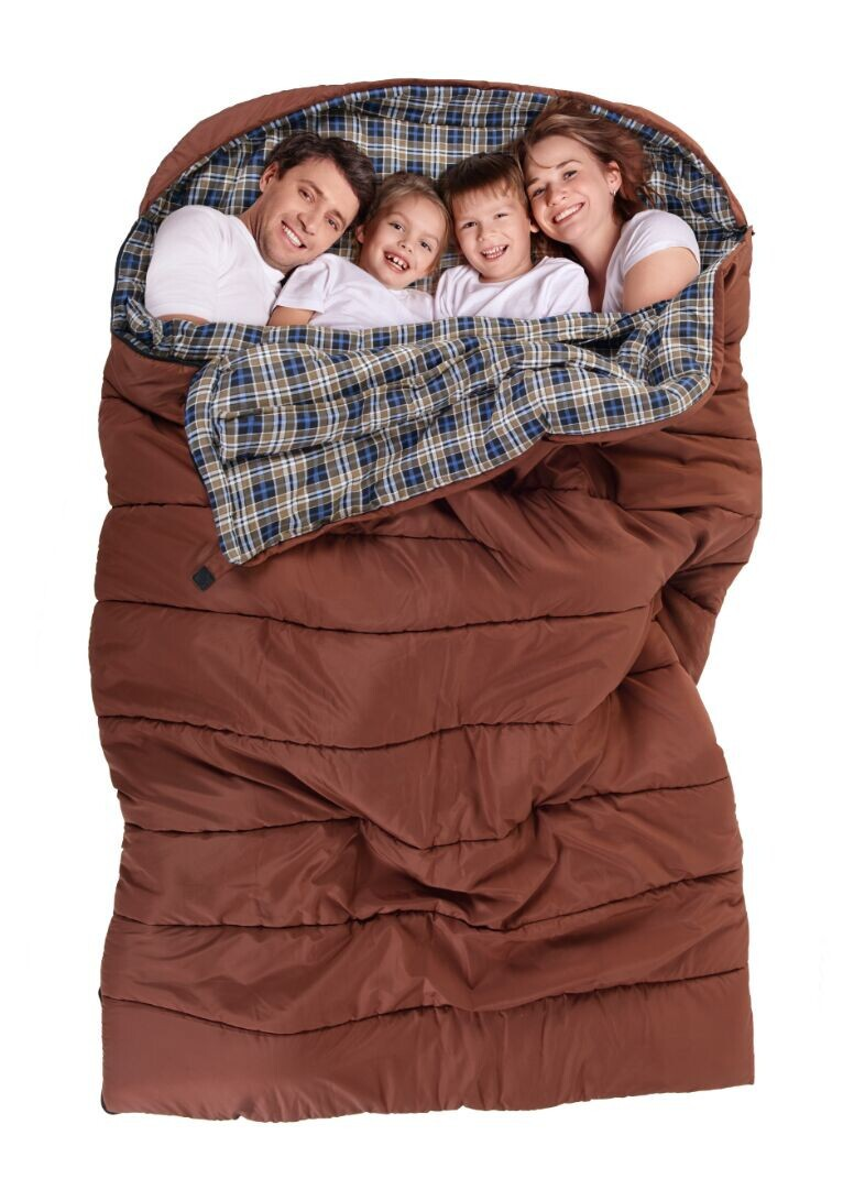 Naturehike 3 person sleeping bag family sleeping bag for camping hiking picnic Noon break