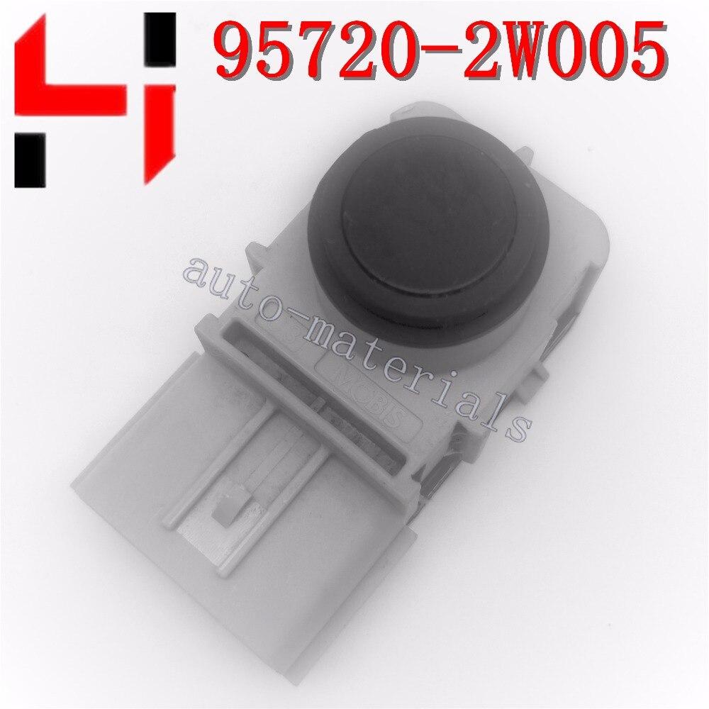 Genuine PDC parking sensor for Hyundai 95720 2W005 CA Ultrasonic Sensor Assembly black color 100 original